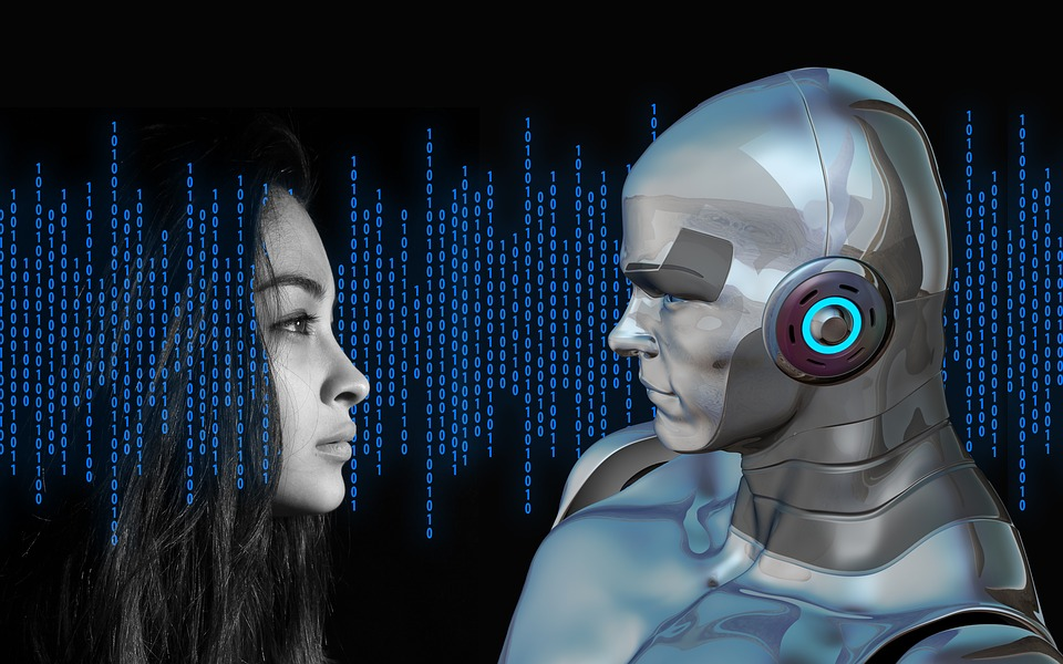 AI og Machinelearning går hånd i hånd med talegenkendelse