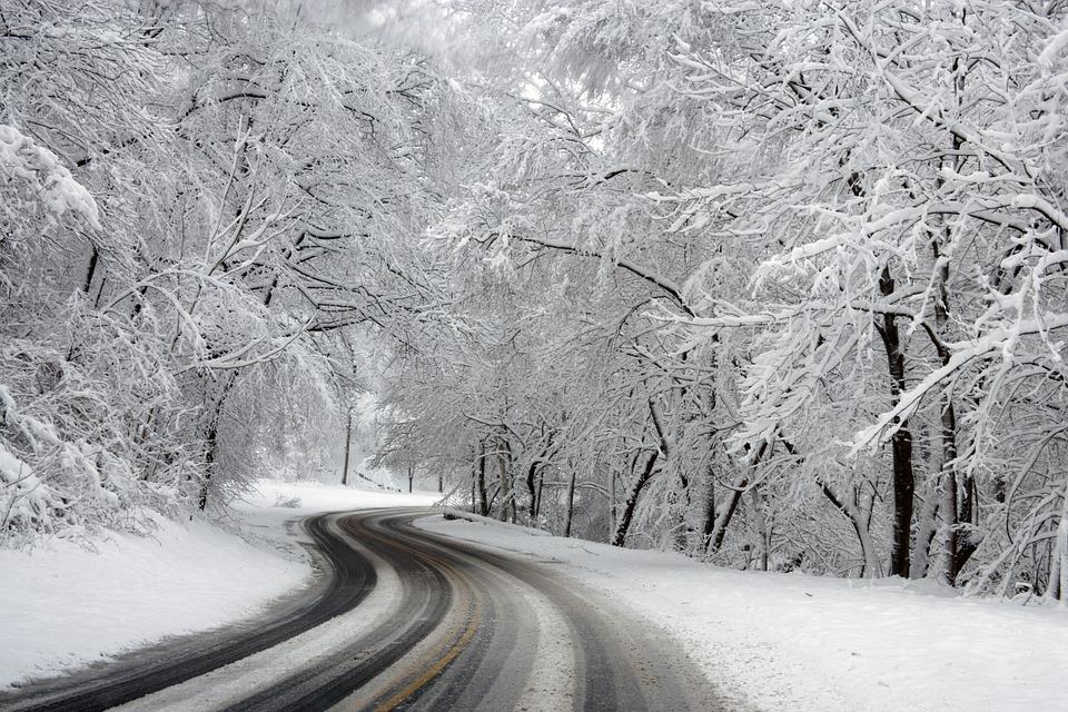 Disse smukke veje kan være livsfarlige at færdes på, hvis der ikke er blevet saltet. Det gælder dog om at finde den rette vejsaltblanding, som kan holde til de lave temperaturer.