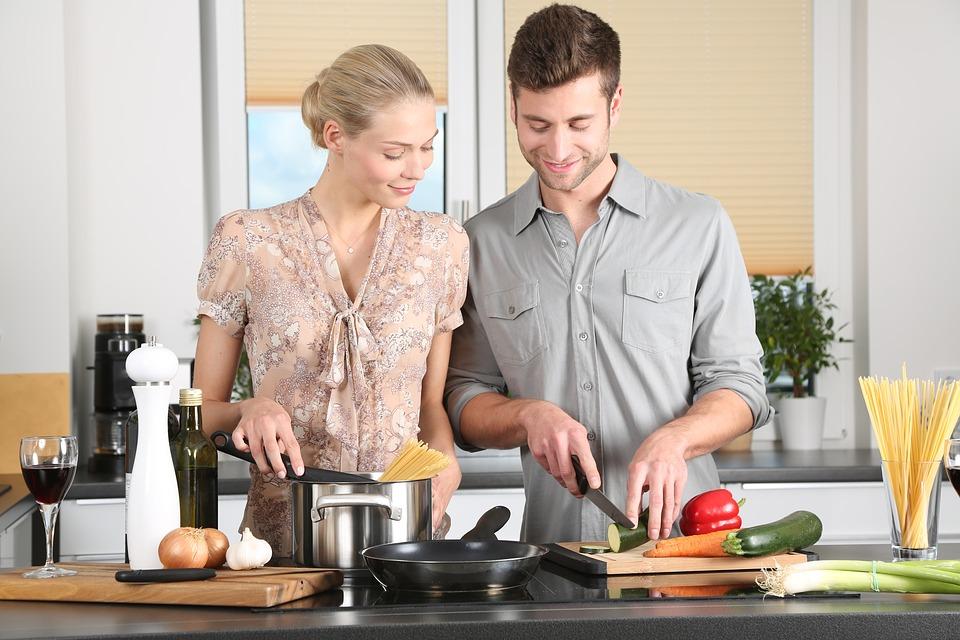 Mange gode ideer og inspiration til at lave mad